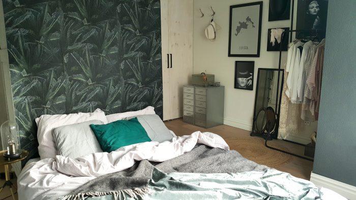 Achterwand Voor Slaapkamer : Slaapkamer make over u2013 house proud styling & interieur